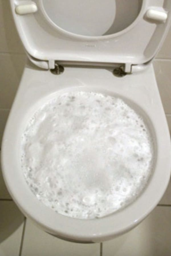 Use Chemical Drain Cleaner
