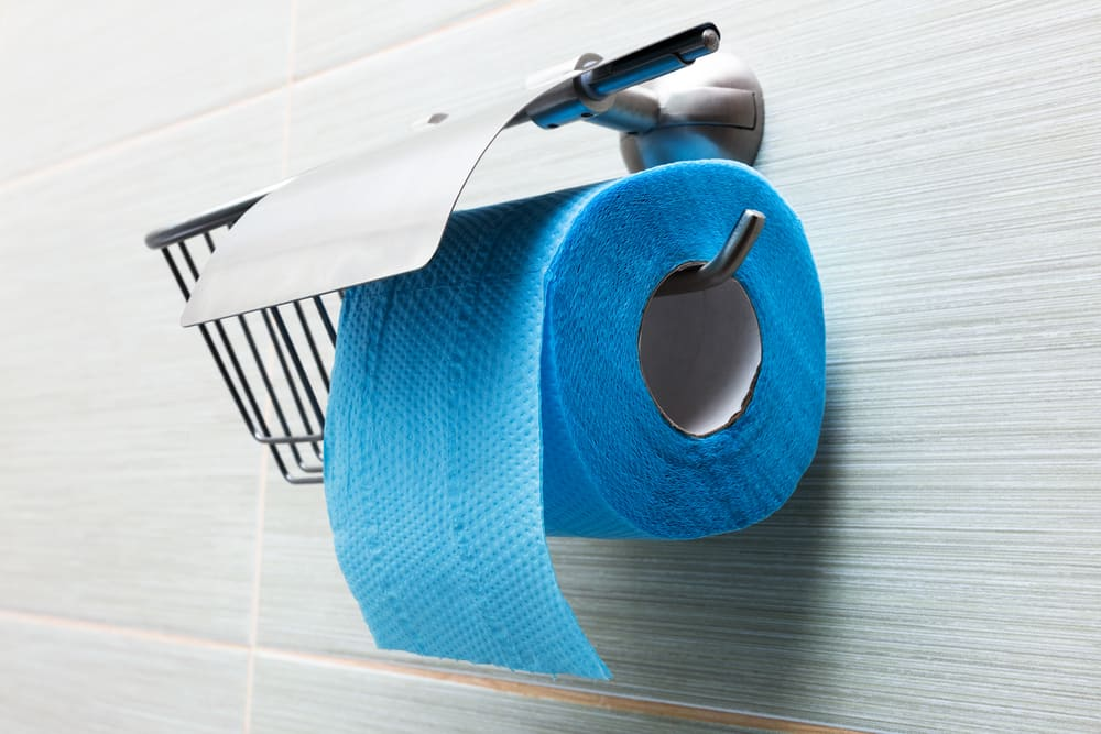 Why did They Stop Making Colored Toilet Paper 1
