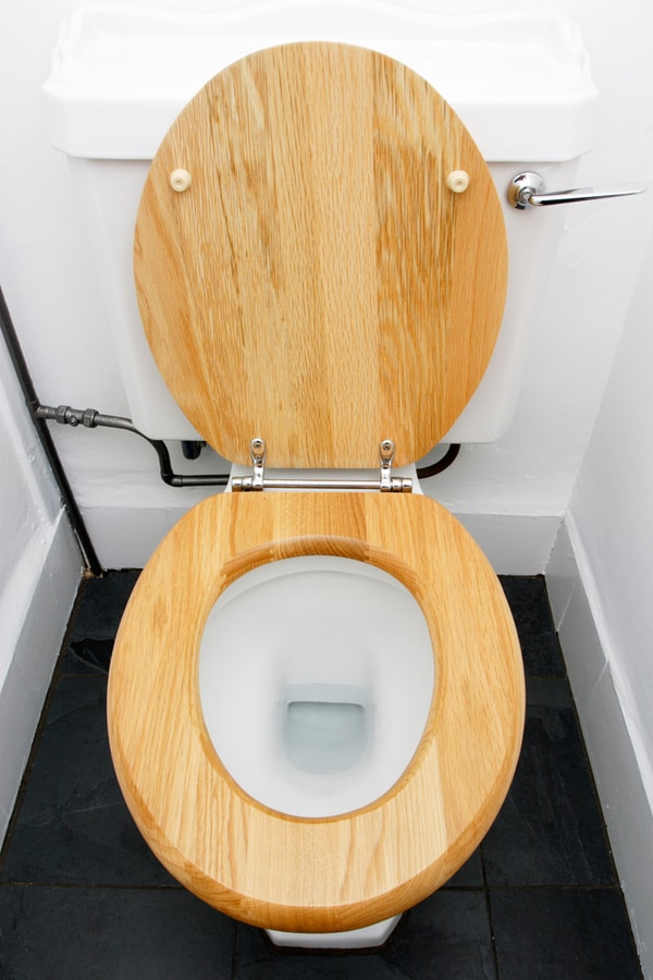 Wooden Toilet Seats
