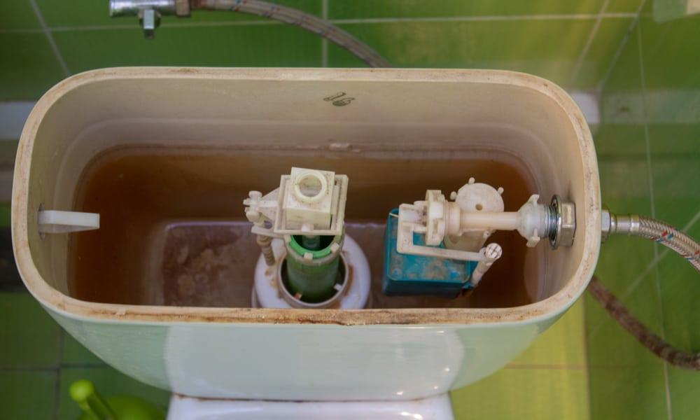 Your cistern's valve