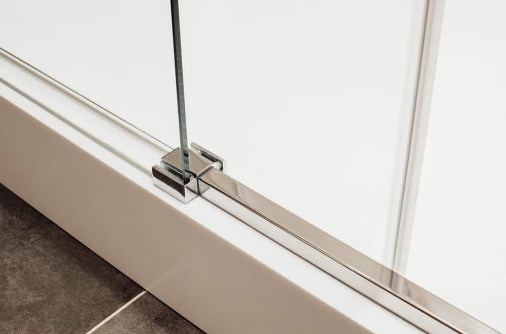 5 Tips To Clean Shower Door Tracks