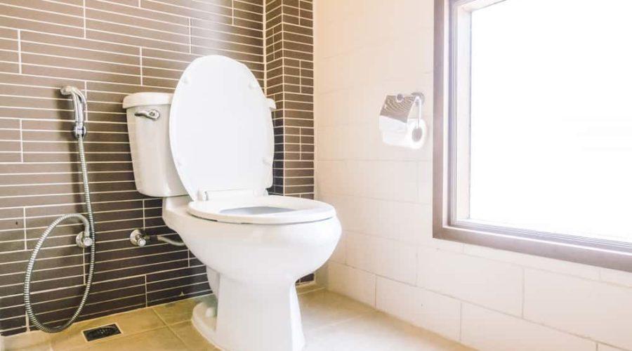 upflush toilet