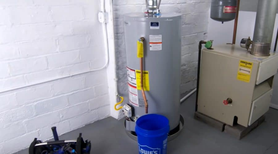 Water Heater Making Noise