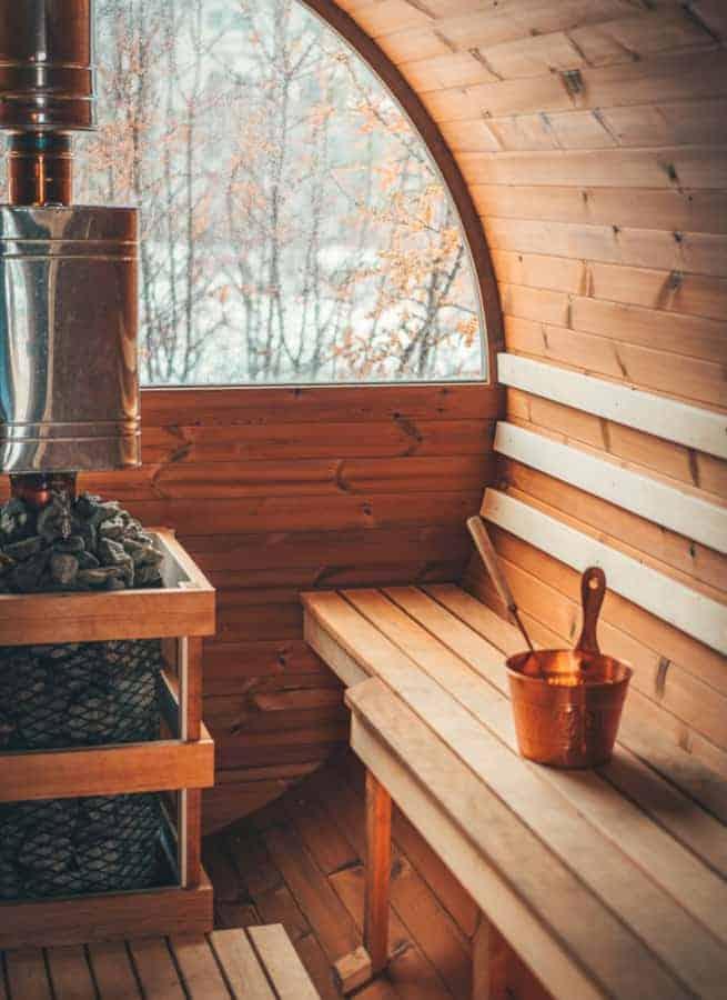 2. Sauna improves immunity