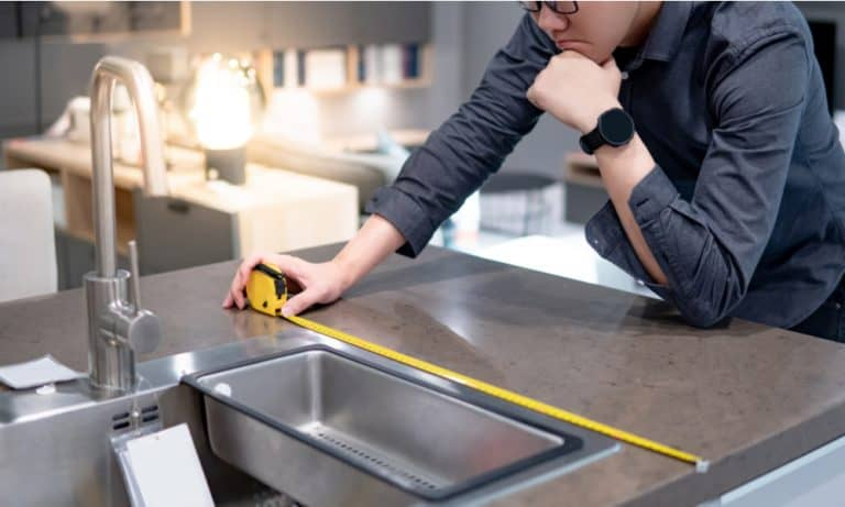 7 Easy Steps to Measure Kitchen Sink