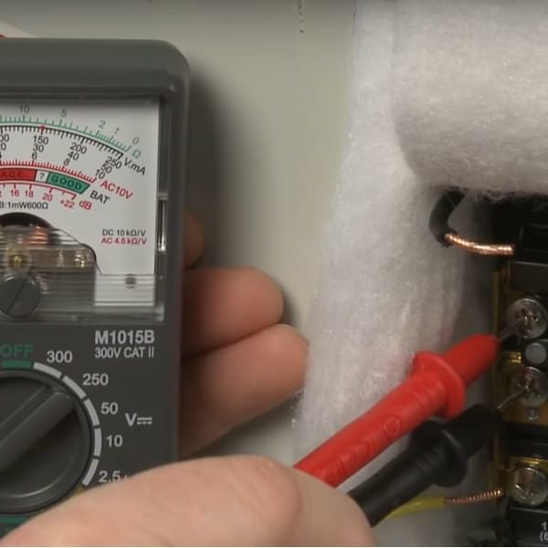 7 Steps to Test Water Heater Thermostat