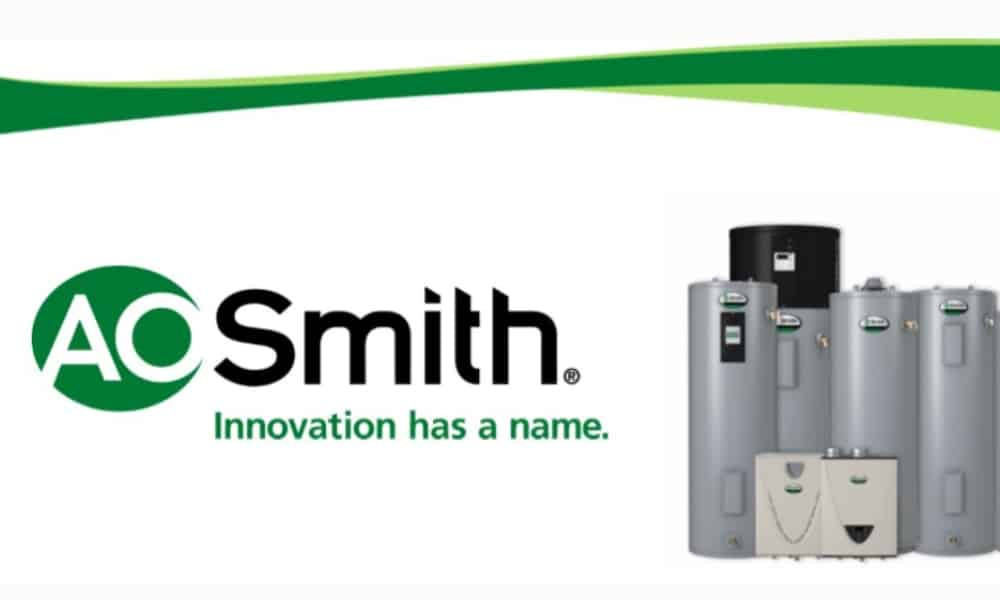 A.O. Smith water heater age