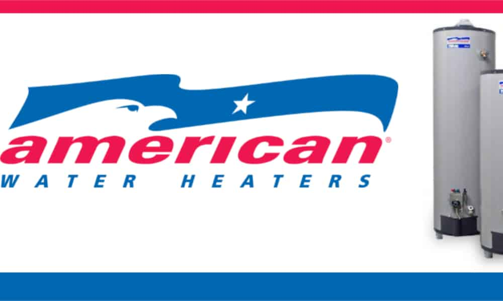 American Water Heaters water heater age