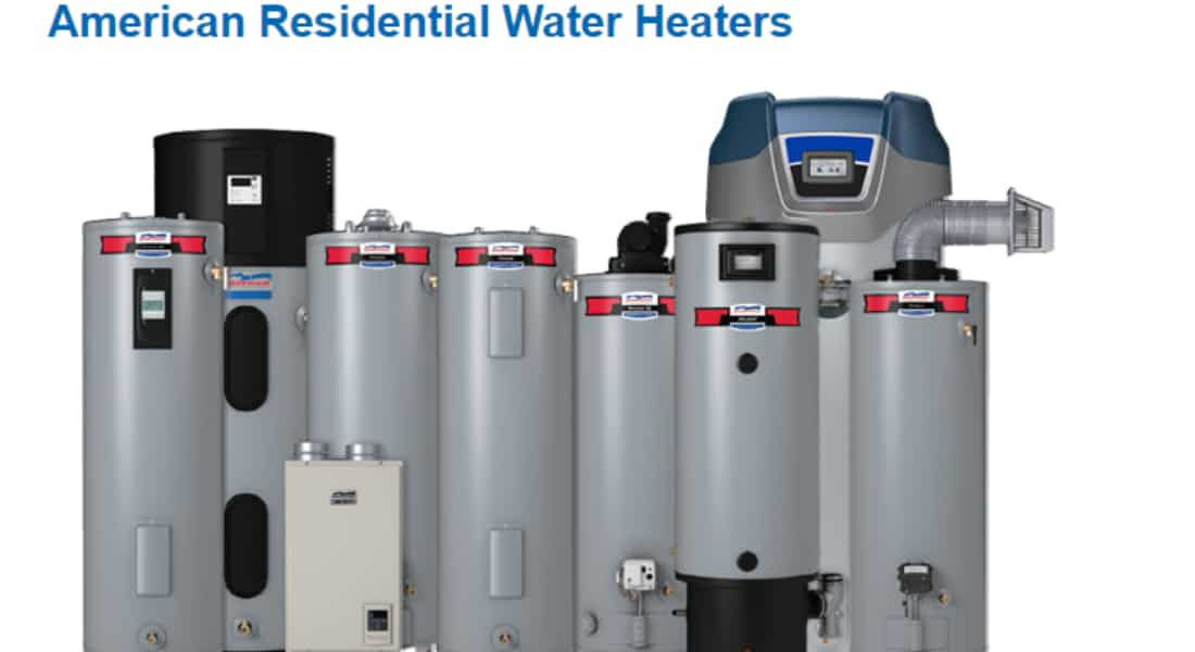 15 Best Most Reliable Water Heater Brands In The World