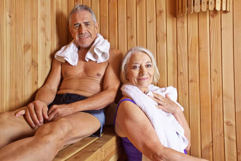 Be Careful While Trying to Lose Weight in the Sauna