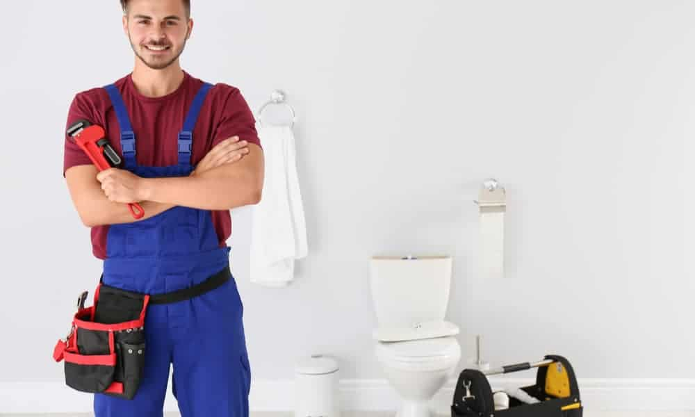 Call a plumber