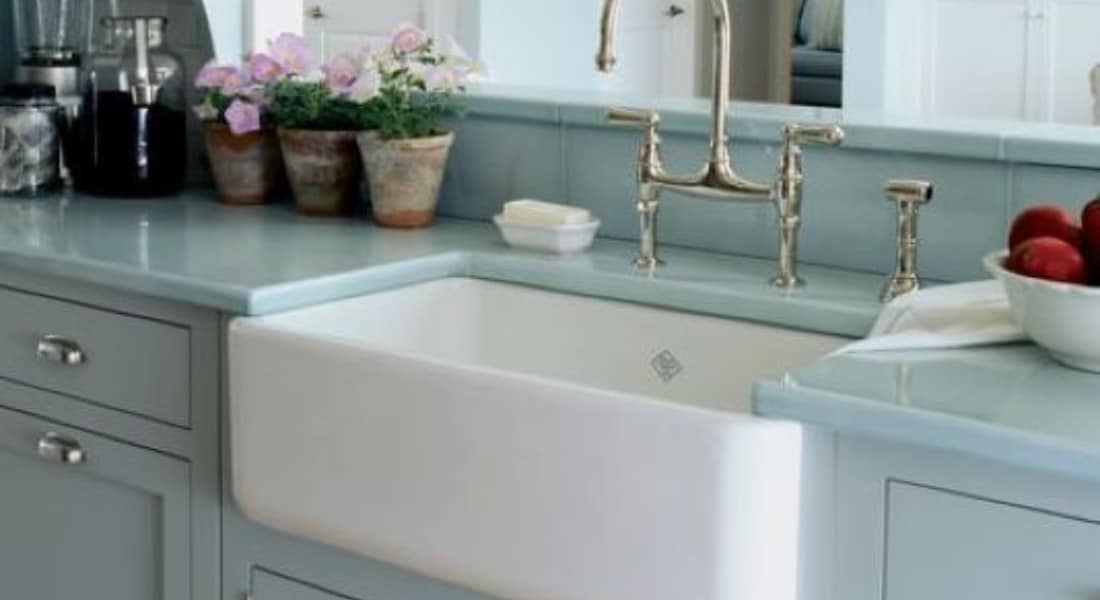 Cast Iron Kitchen Sinks