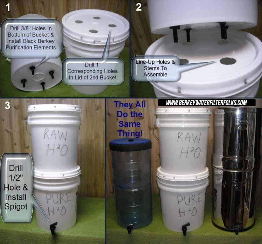 21 Homemade Water Filter You Can Diy Easily