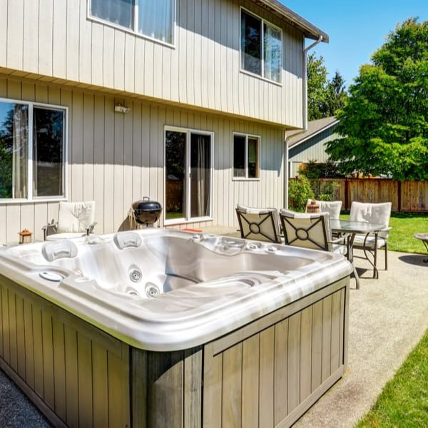 How Much Does A Hot Tub Weigh?