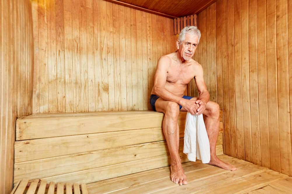 How to Calculate How Many Calories You May Lose in the Sauna