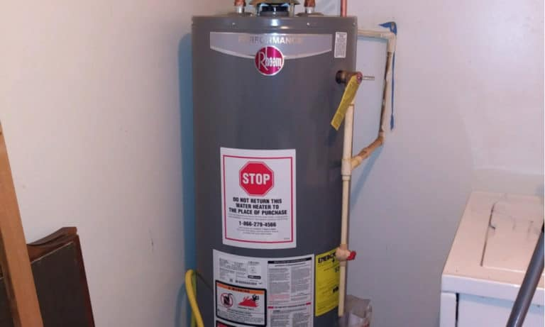 How to Determine the Age of Your Water Heater