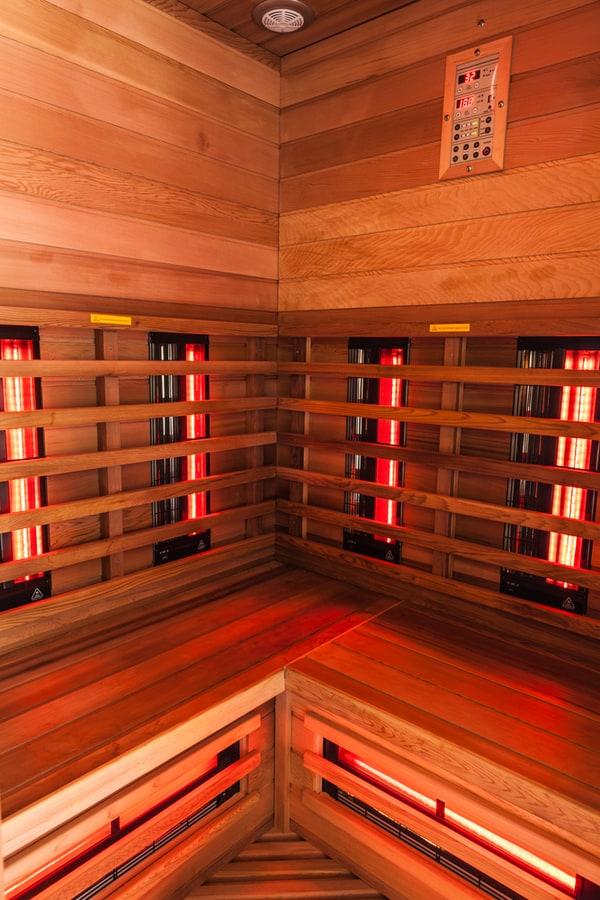 Infrared Sauna Temperature