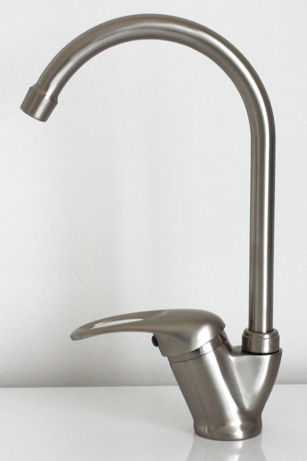 Monobloc faucet