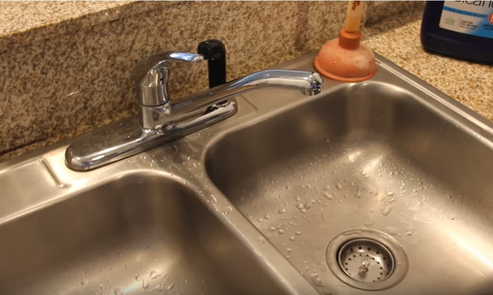 5 Reasons Why Low Water Pressure In A Kitchen Faucet