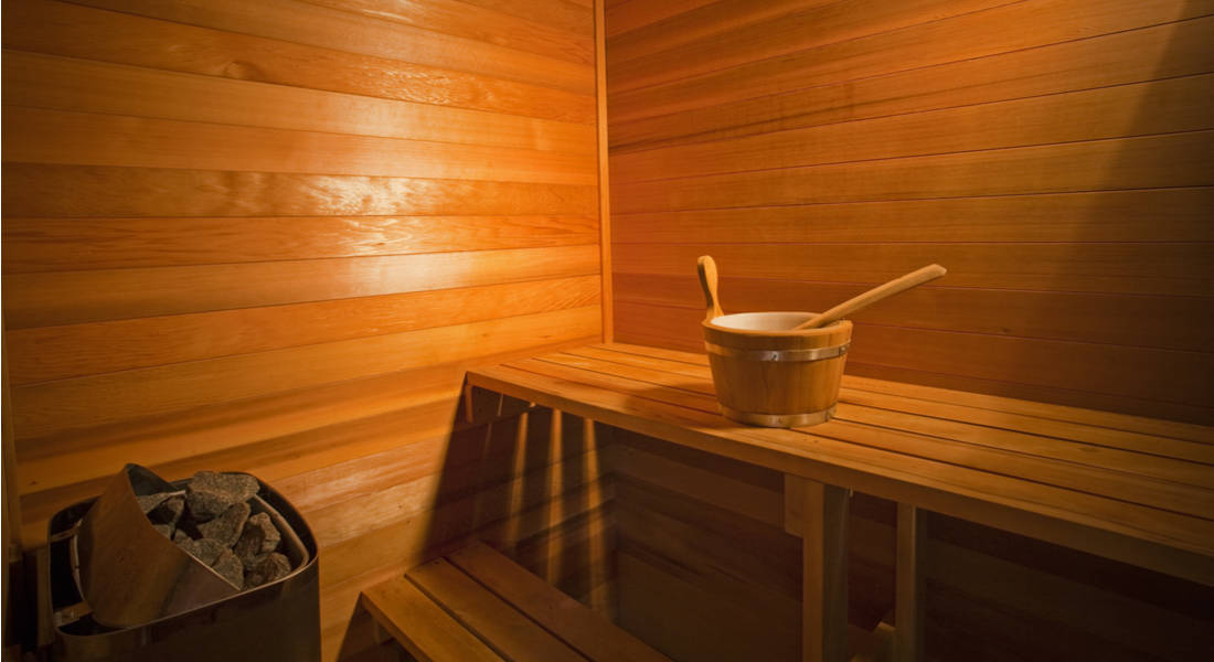 Sauna may help in weight loss