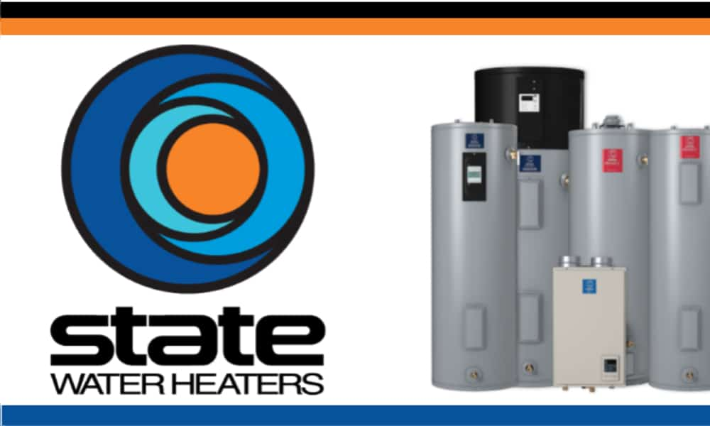 State Water Heaters water heater age