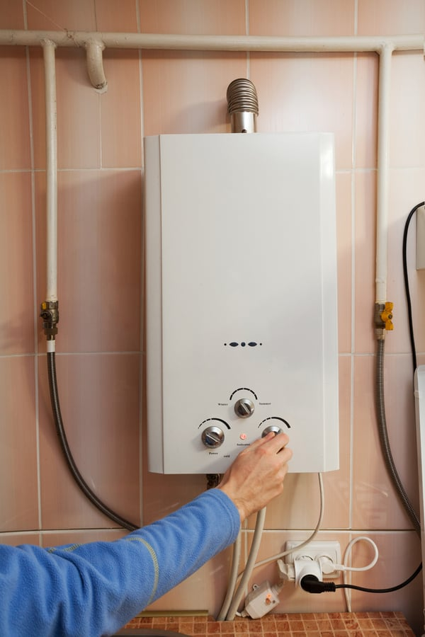 Tankless Water Heater 2