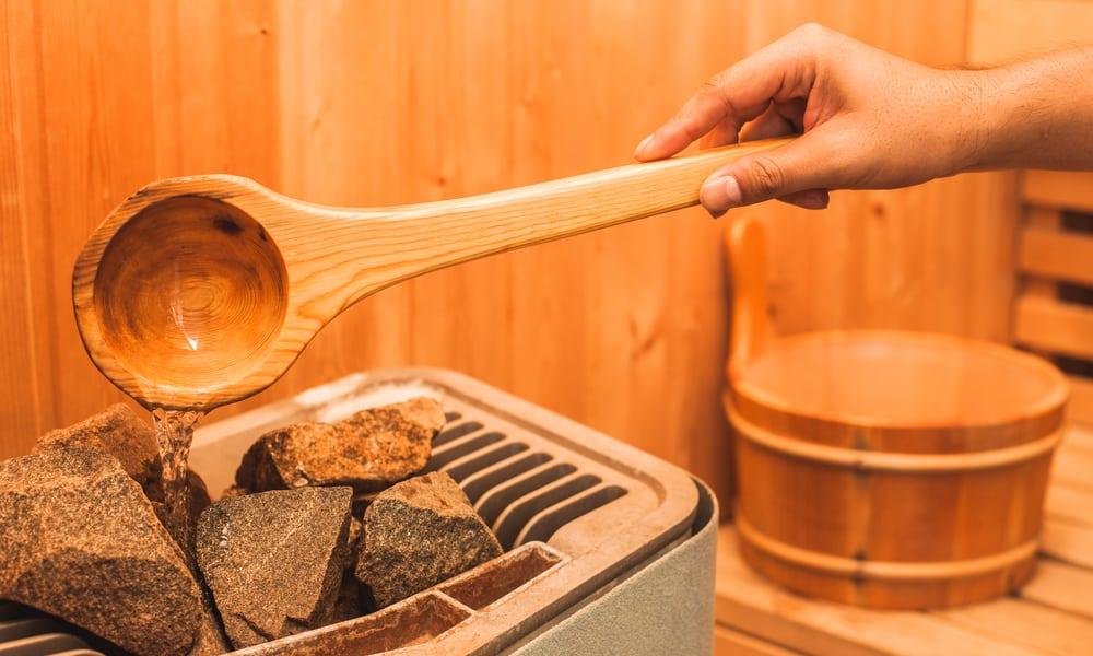 Traditional Sauna Temperature