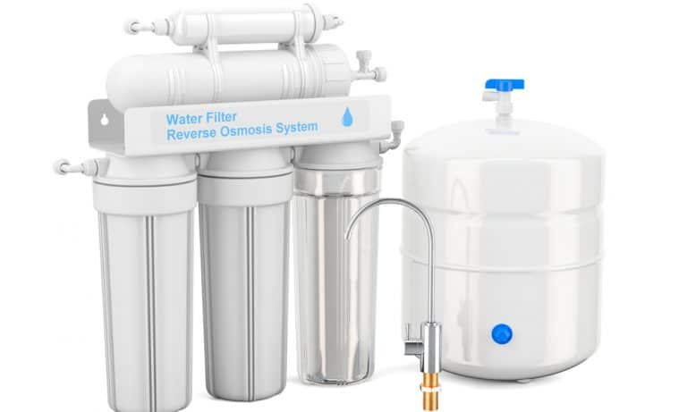 What Does Reverse Osmosis Remove