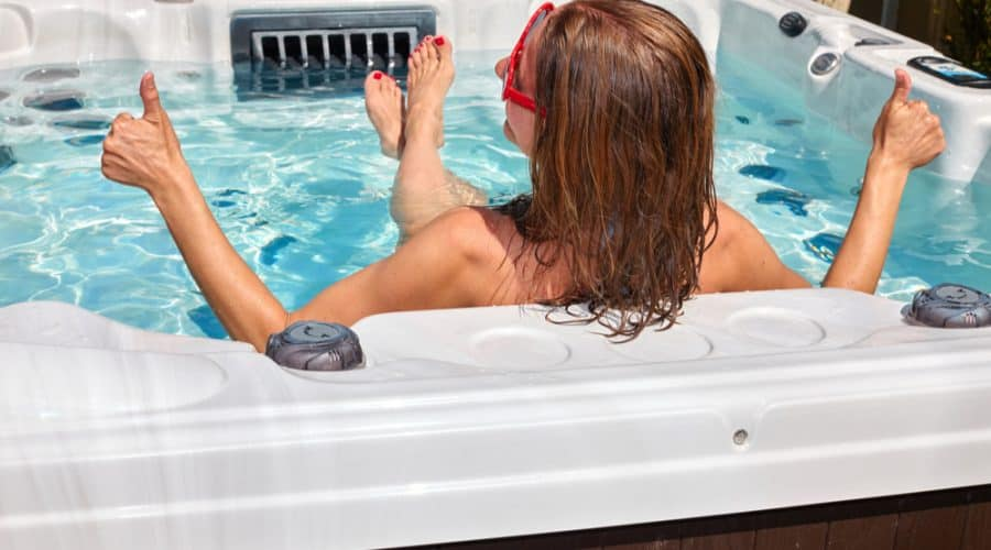 What is the ideal Hot Tub Temperature