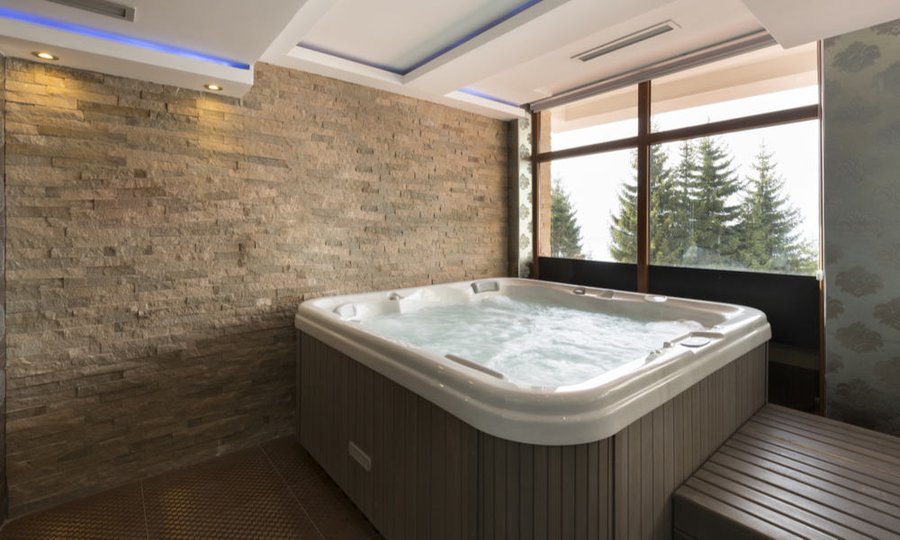 When not to winterize your hot tub