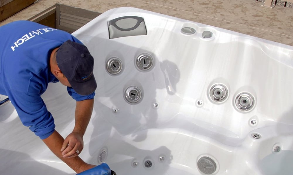 When to winterize your hot tub 1