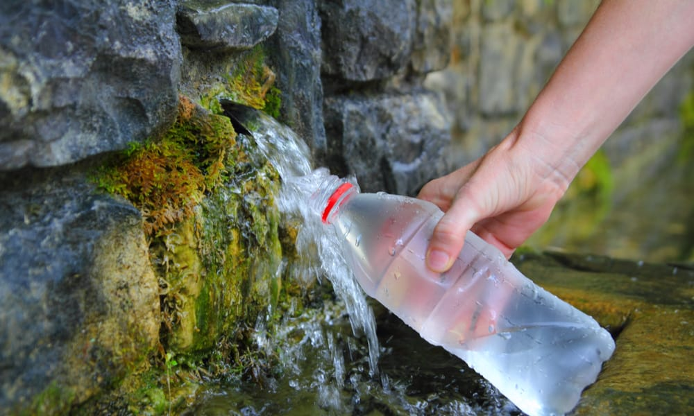 Why Should You Drink Spring Water