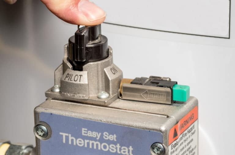 Why Your Water Heater Pilot Light Won't Stay Lit