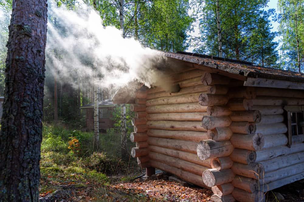 21 Homemade Sauna Plans You Can Diy Easily, How To Build A Outdoor Sauna