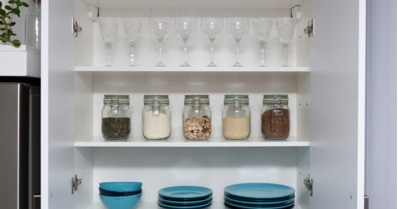 47 Kitchen Pantry Organization Ideas