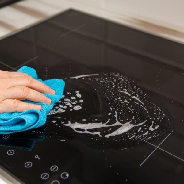 3 Easy Ways to Clean Glass Cooktop
