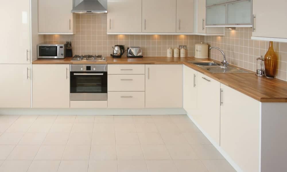 Ceramic tiles Kitchen Flooring