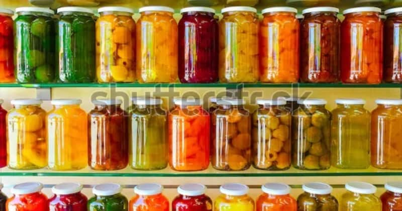 Collect Glass Jars 1