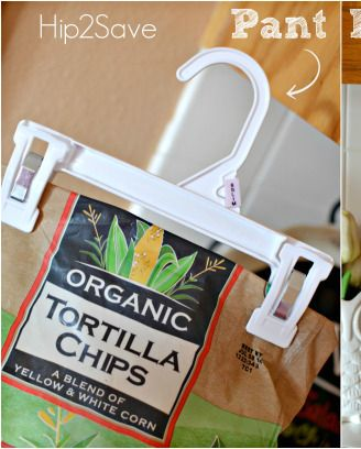 Create Extra Storage for Your Snacks