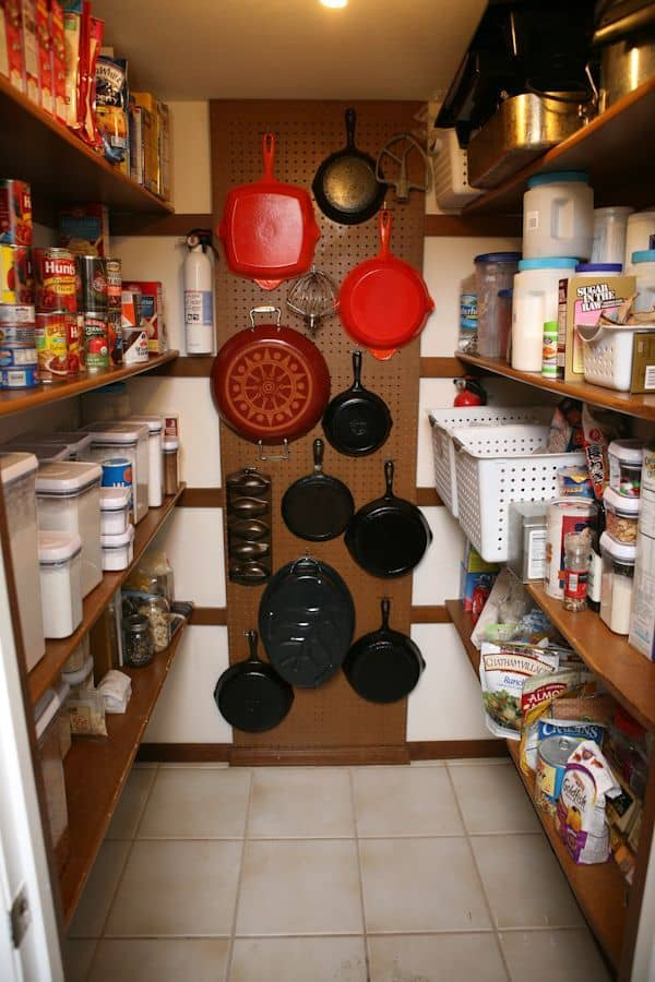 Hang up Your Cookware
