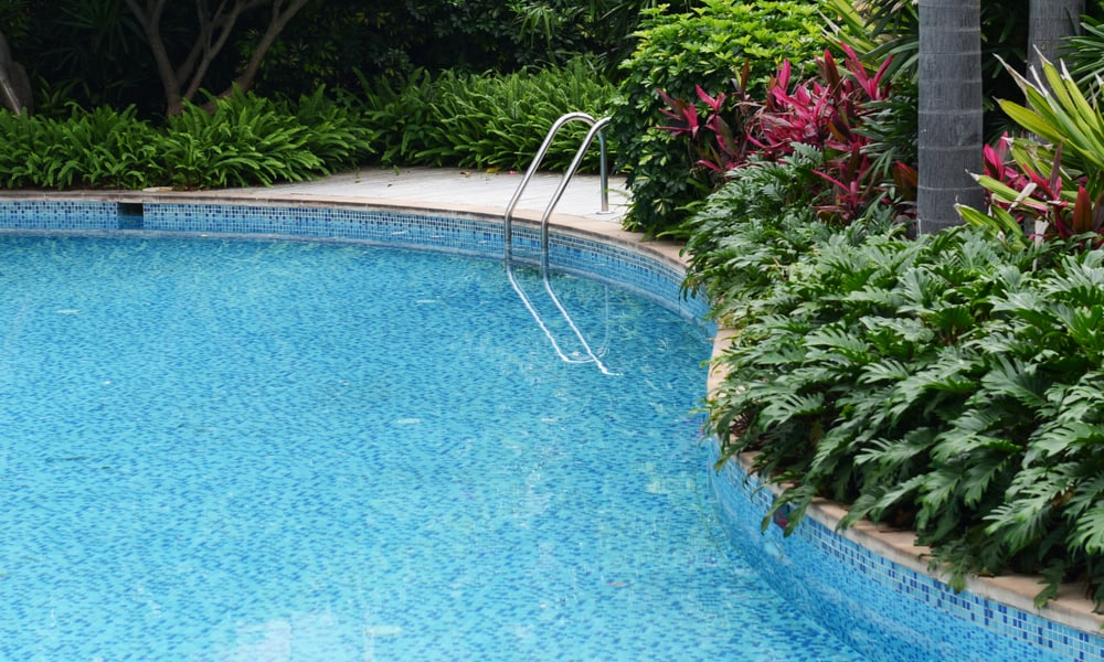 Swimming Pool Backwash Water