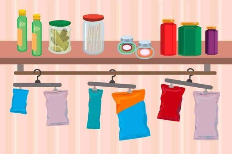 Use a Clip Hanger