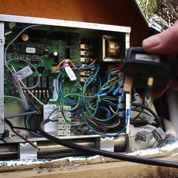 how to Wire Hot Tub