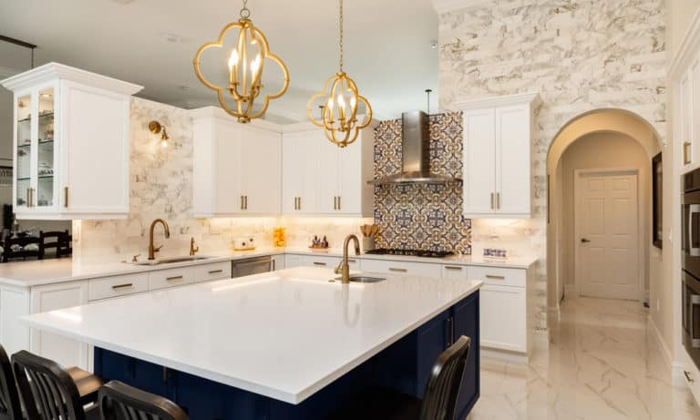 25 Most Popular Kitchen Countertop Ideas