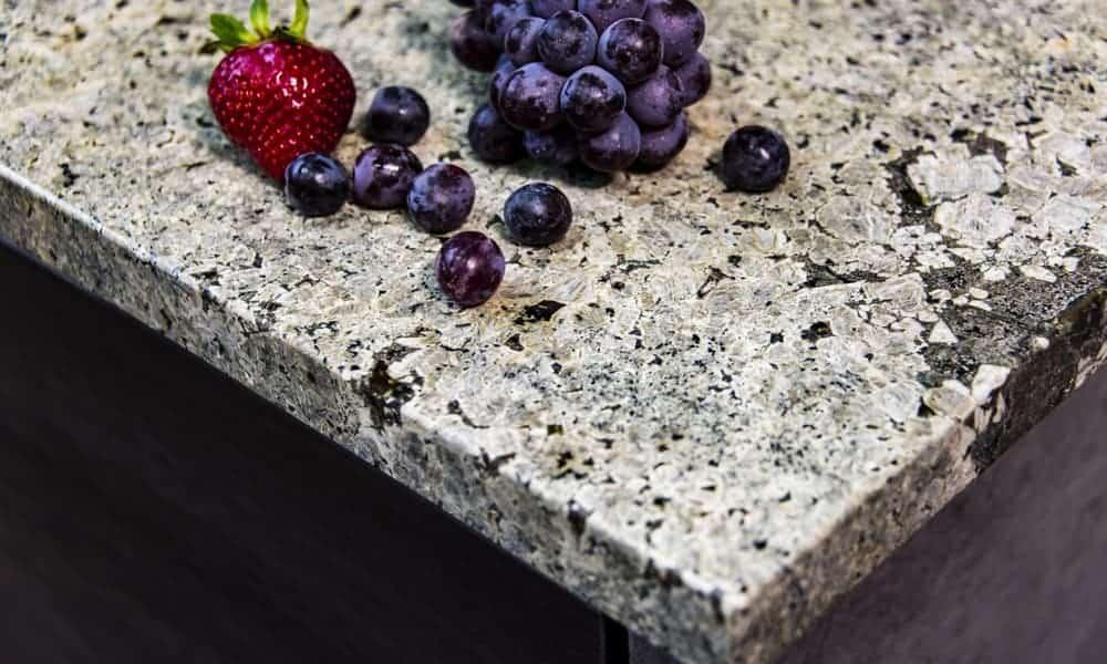 Granite countertop material