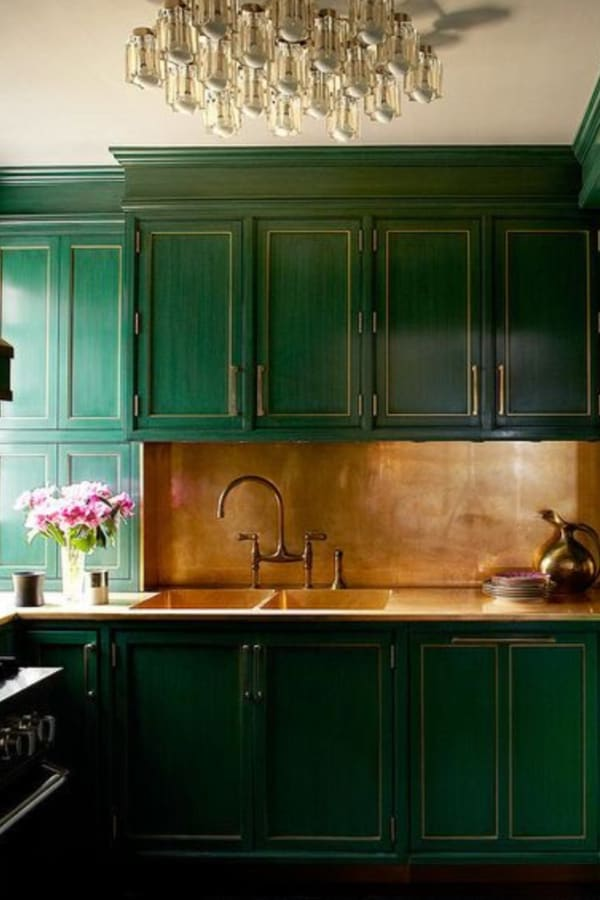 Jewel kitchen cabinet