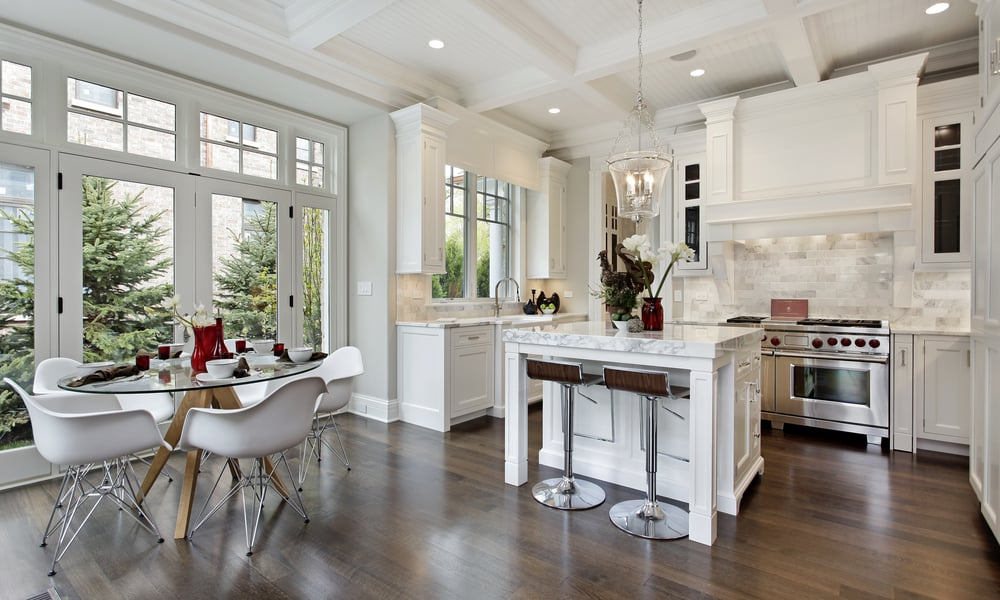 Luxury cabinetry kitchen