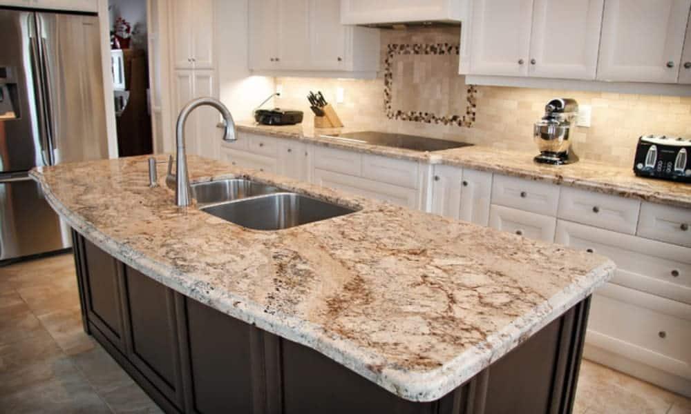 Quartzite countertop material 1