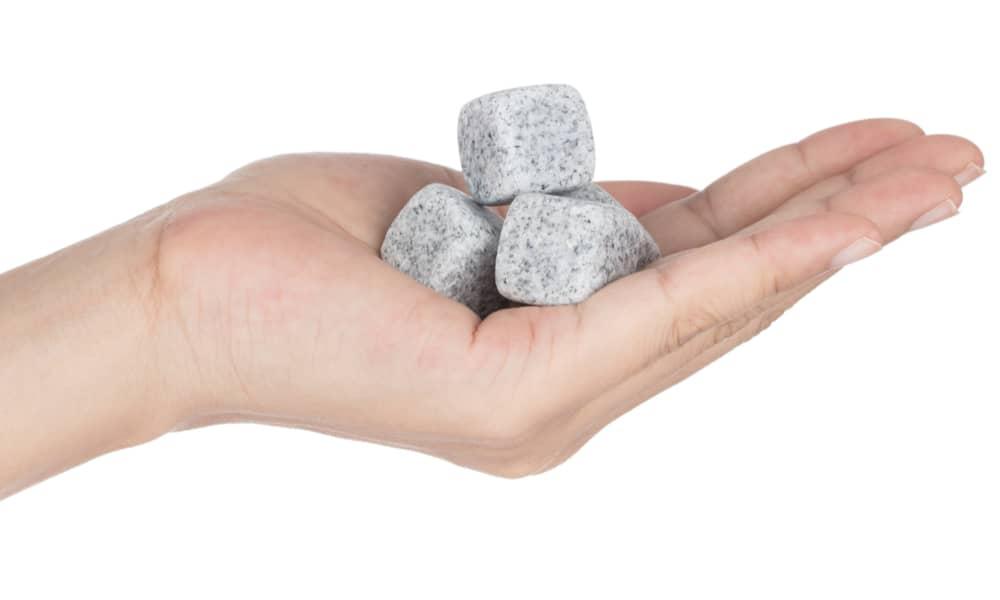 Soapstone countertop material