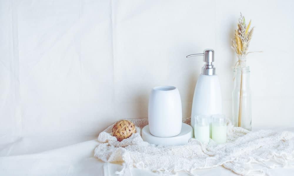 Ceramic Bathroom Dishes